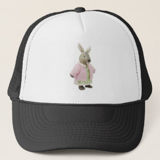 Bunny Doll Trucker Hat