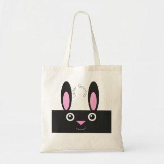 Bunny Easter Goodies Tote Bag
