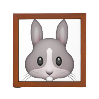 Bunny - Emoji Desk Organiser