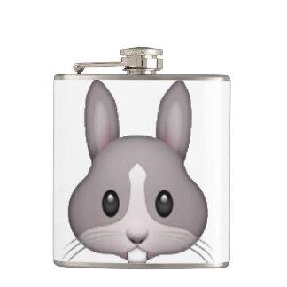 Bunny - Emoji Hip Flask