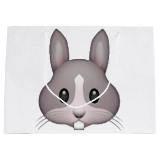 Bunny - Emoji Large Gift Bag