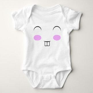 Bunny Face Baby Bodysuit