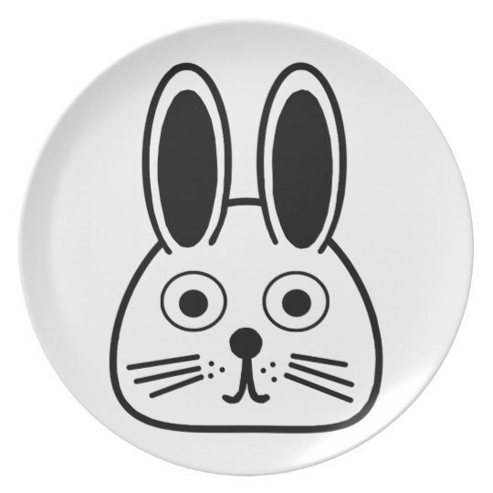 bunny face plate