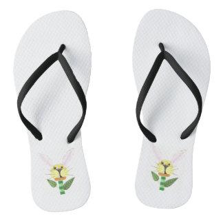 Bunny Flower Women's Sandals