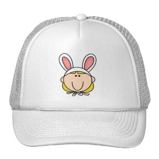 Bunny Girl Blond T-shirts and Gifts Cap
