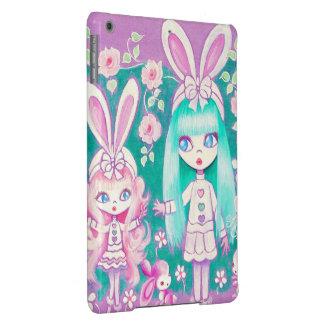 Bunny Girl Sisters iPad Air Covers