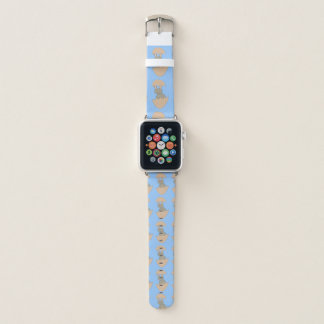 Bunny Hatching from Egg Weird Apple Watch Band