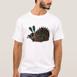 Bunny Hedgehog And Flaming Carrot T-Shirt