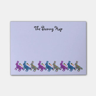 Bunny Hop Post-it® Notes 4 x 3