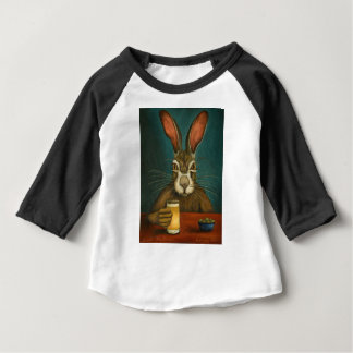 Bunny Hops Baby T-Shirt