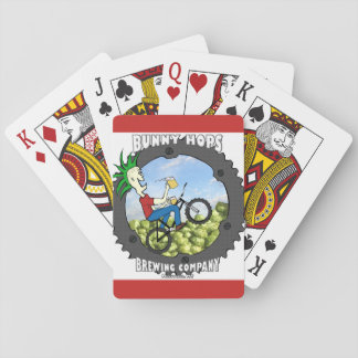 Bunny Hops Card Deck Playing Cards