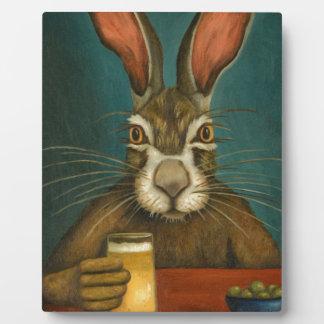 Bunny Hops Plaque