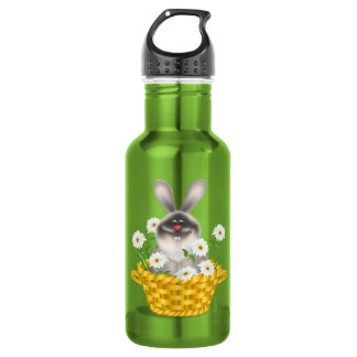 Bunny In Basket 532 Ml Water Bottle