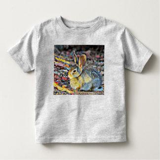 Bunny in Sunlight Fine Jersey Toddler Tee Shirt