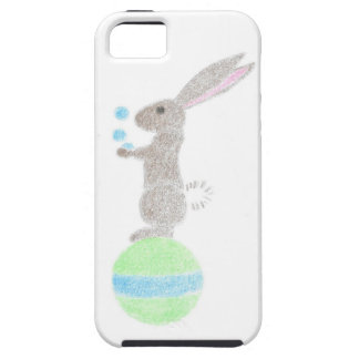 Bunny Juggler Case For The iPhone 5