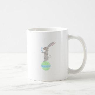 Bunny Juggler Coffee Mug