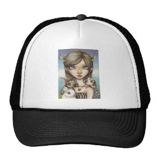 Bunny Keeper Mesh Hat