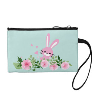 bunny Key Coin Clutch Coin Wallets