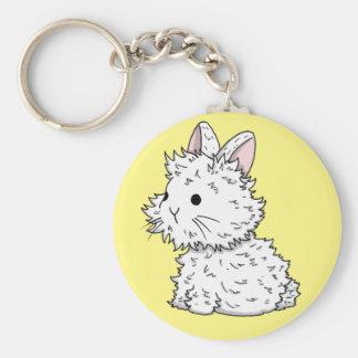 Bunny keychain - Colour of your choice