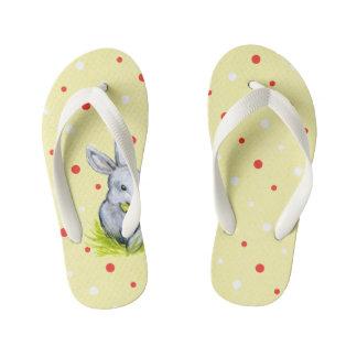 Bunny Kid's Flip Flops