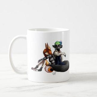 Bunny & King Coffee Mug