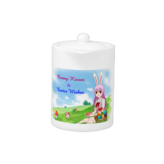 Bunny Kisses & Easter Wishes (Customizable)