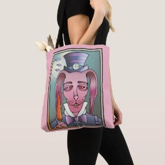 Bunny Lollipop Tote Bag