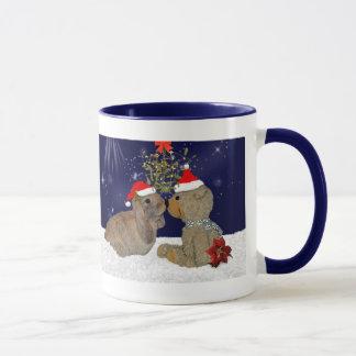 Bunny Love at Christmas Mug