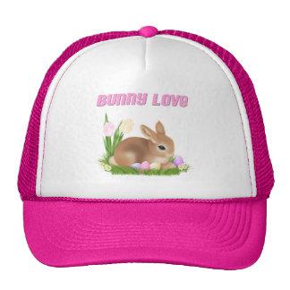 Bunny Love Mesh Hats