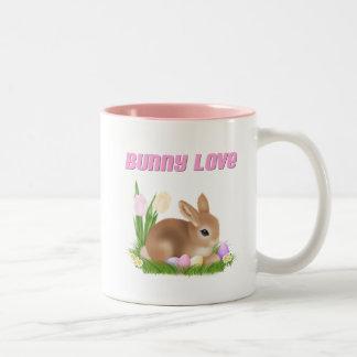 Bunny Love Coffee Mugs