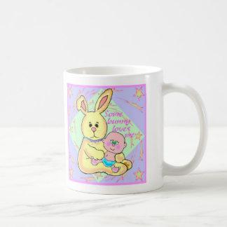 Bunny Love Coffee Mug
