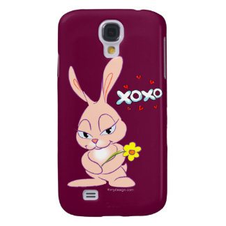 Bunny Love Samsung Galaxy S4 Case