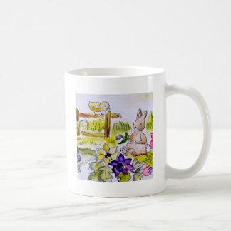 bunny patch coffee mugs