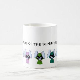 Bunny Patrol Basic White Mug
