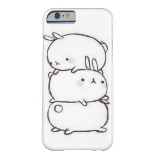 Bunny Pile Barely There iPhone 6 Case