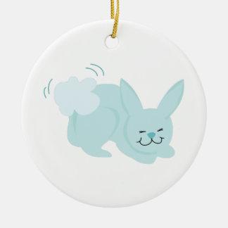 Bunny Rabbit Christmas Tree Ornaments