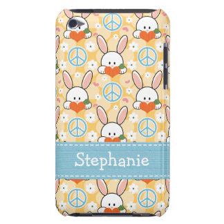 Bunny Rabbit iPod Touch 4th Gen Case Mate Cover iPod Touch Case