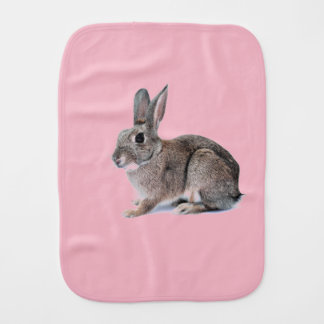 Bunny Rabbits Burp Cloth