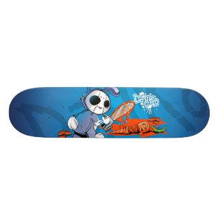 Bunny Rabid Deck 18.1 Cm Old School Skateboard Deck