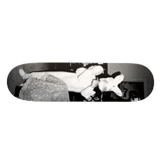 """Bunny"" Skateboard"