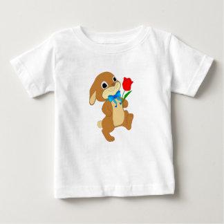 Bunny So Happy - Baby t-shirt