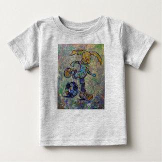 Bunny Soccer Champ Baby T-Shirt