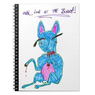 Bunny Spiral Notebooks