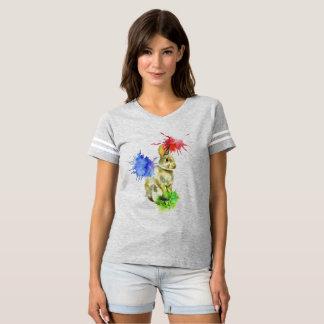 Bunny Splatter T-Shirt