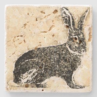 Bunny Stone Coaster