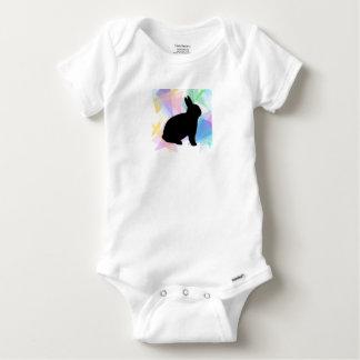 Bunny Swag Baby Onesie