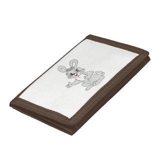 Bunny Tri-fold Wallet