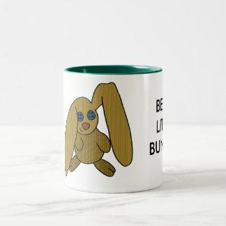 bunny Two-Tone mug