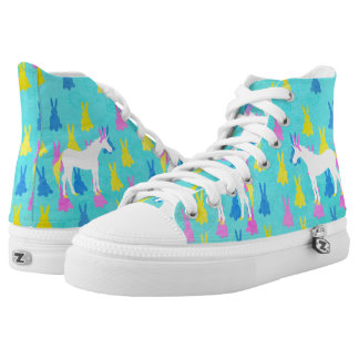 Bunny Unicorn High Tops