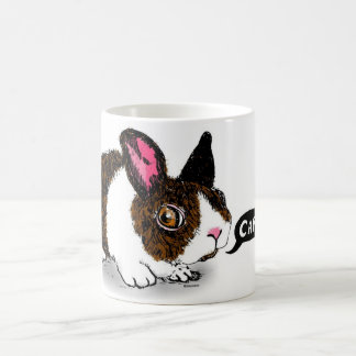 Bunny want carrot Mug